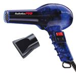 Babyliss Pro Haartrockner Magic blau transparent 1400 W / 530g