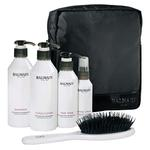 Balmain Beauty Bag best. aus: Shampoo, Conditioner, Mask,Spray,Bürste