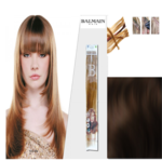Balmain Fill in Extensions 45cm glatt Nr. 6 licht mocca (Level 5)