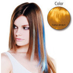 Balmain Fill-In Extensions Fiber Hair Straight- orange  10 Stück