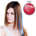 Balmain Fill-In Extensions Fiber Hair Straight - red  10 Stück