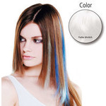 Balmain Fill-In Extensions Fiber Hair Straight - ice white  1