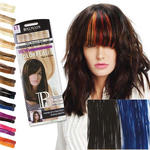 Balmain Color Flash Tape Extensions 25cm, blue ray
