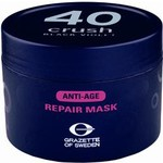 GRAZETTE CRUSH Black Violet anti-Age Repair Mask 40, 175ml