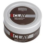 Loreal Homme Clay Paste mit Matteffekt 50ml