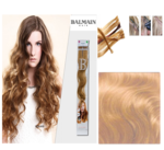 Balmain Fill-In Extensions Wavy 22 Very Light Gold Blond - 10 Strähnen