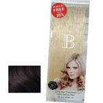 Balmain Fill-In Extensions Multipack 50 Stück  Natural Straight 2 Dark Brown