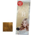 Balmain Fill-In Extensions Multipack 50 Stück Natural Straight 22 Very Light Gold Blond