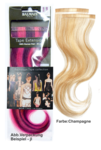 Balmain Tape + Clip Extensions HH 25cm Champagner Nachfolger wäre 10G Natural Light Blonde