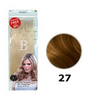 Balmain Fill in Extensions Multipack 50 Stück 40cm L8/27 Medium Beige Blond Natural Straight